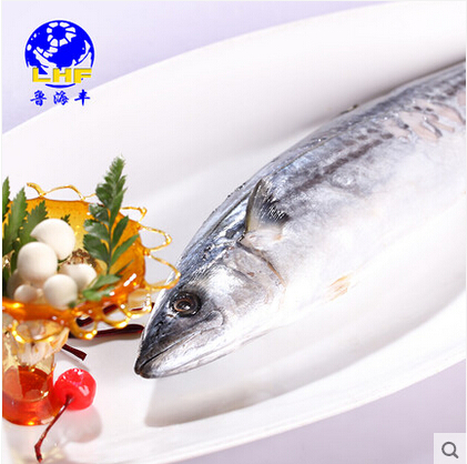 青岛海鲜 冷冻新鲜鲅鱼 2斤左右/条鲜鲅鱼 满2件包邮